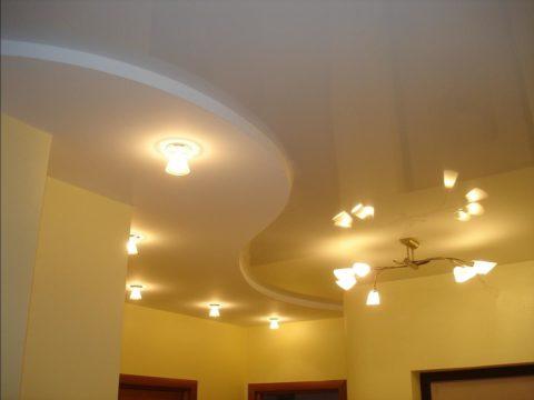 Точечные светильники — практичное решение