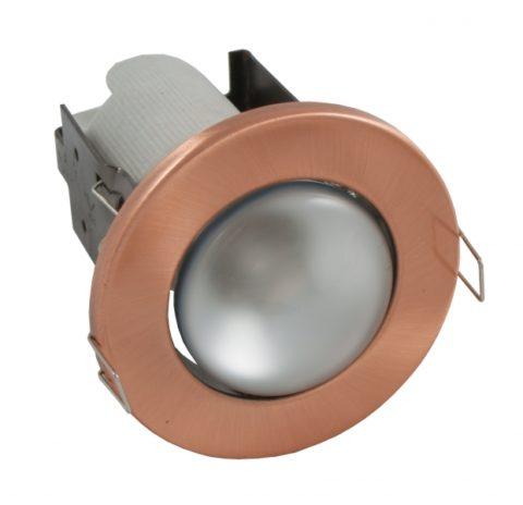 Точечный светильник для реечного потолка с лампой накаливания