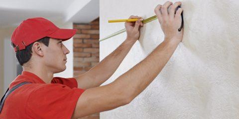 Точные замеры важная составляющая любой строительной работы