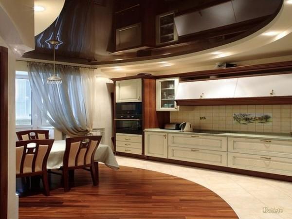 Классические цвета для кухни