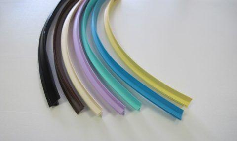 Цветные пластиковые заглушки