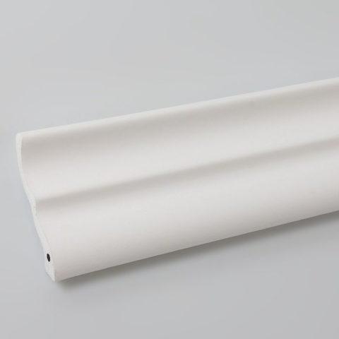 У экструдированного пенополистирола плотная структура
