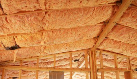 Внутреннее утепление удобнее всего проводить на этапе строительства дома