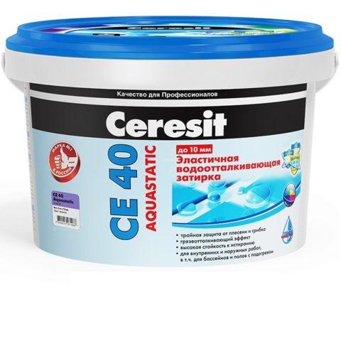 Затирка «Caresit» аквастатик отталкивает воду