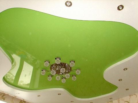 Зеленая цветовая гамма
