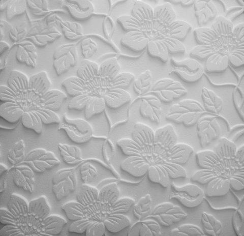 Зернистая поверхность потолочной плитки