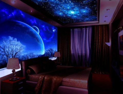 Звездное небо дома – не проблема